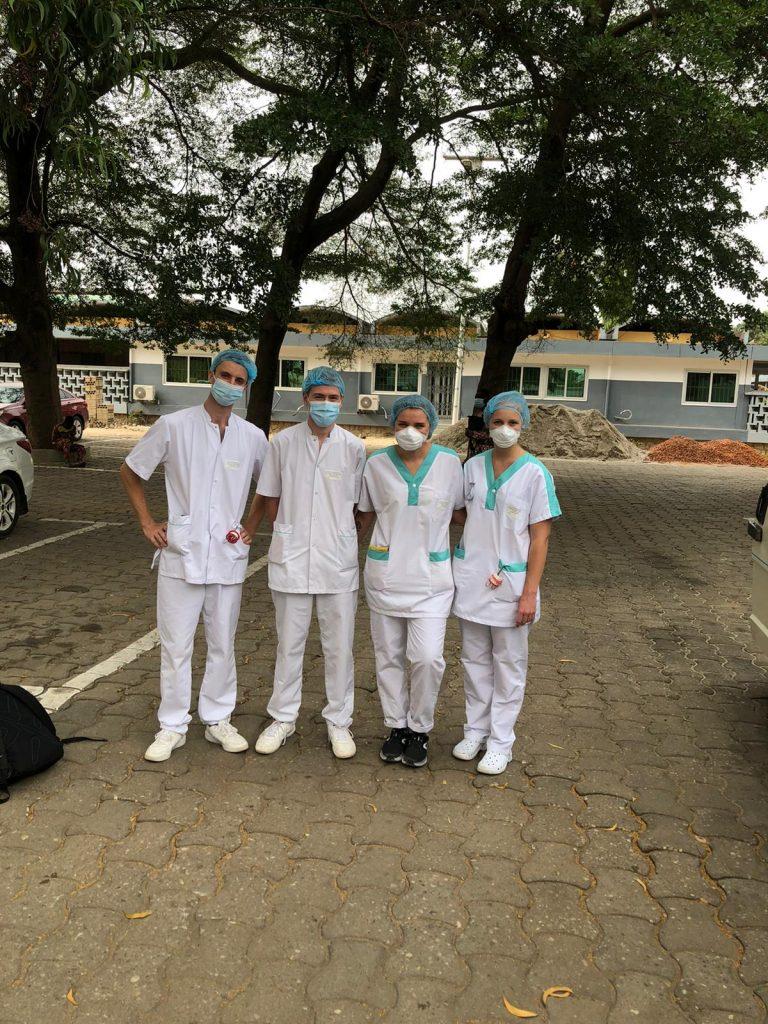 missions et stages en soins infirmiers